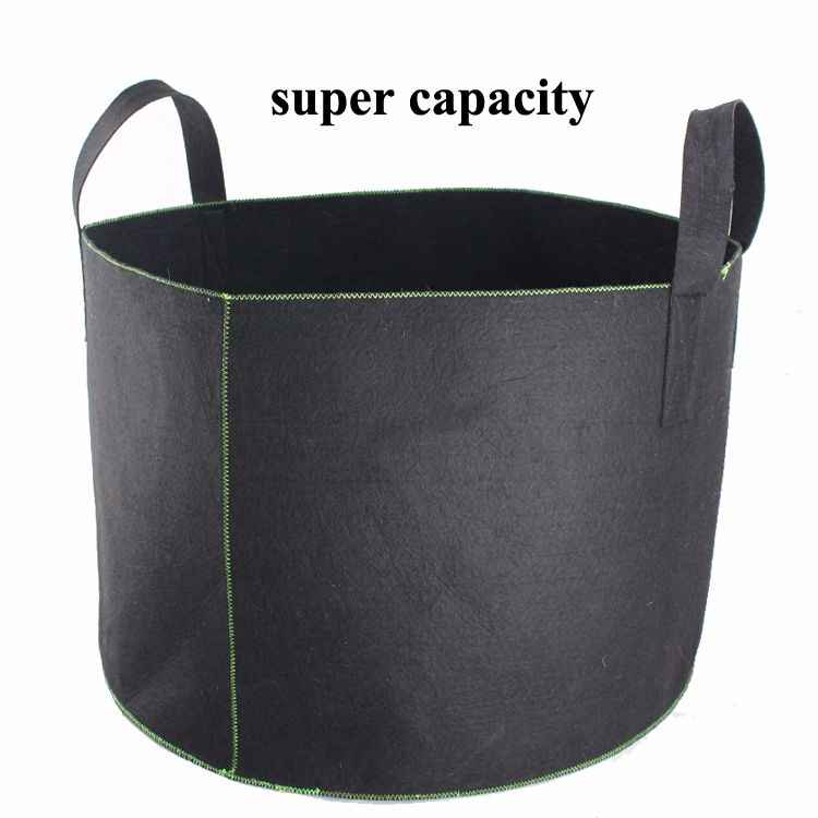 Factory sale PP Non Woven Farm Cover Fabric/ Geotextile Plant grow Bag /felt flower pot