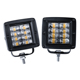 US Local Delivery 16W Offroad Pod LED Truck Work Lights