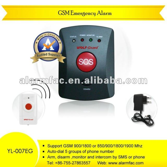 Buy cheap china emergency alarm medical products find china best price and quality wireless medical emergency call alarm with braceletwrist bandpendant aloadofball Image collections