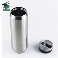 High quality Stainless steel Coke Soda Shape Can Diversion Stash Safe