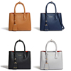 2017 fashion design China directly factory Online Shopping bag Hong Kong OEM service ladies bags for women leather tote bag