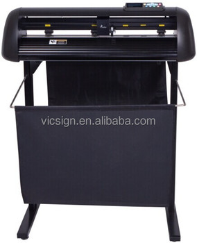 Vicsign Automatic Digital Die Cutting Plotter Prices Best Vicsign HS Vinyl Cutter Plotter For Sale
