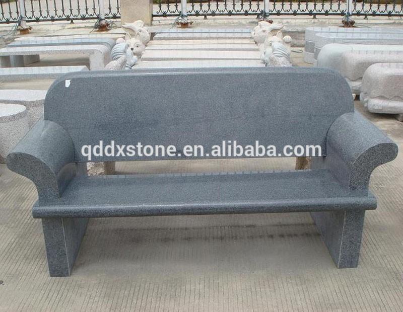 barato exterior de piedra de granito bancos jardn bancos venta
