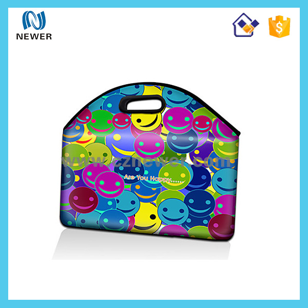Wholesale waterproof neoprene laptop sleeve bag for office
