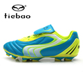 TIEBAO Professional Outdoor Football Boots Children Kids Boys Training Soccer Shoes Teenagers HG AG Soccer Cleats