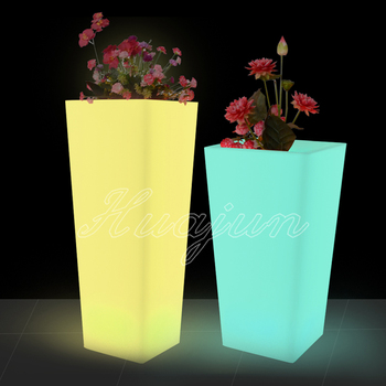 Alibaba : glowing flower pots - startupinsights.org