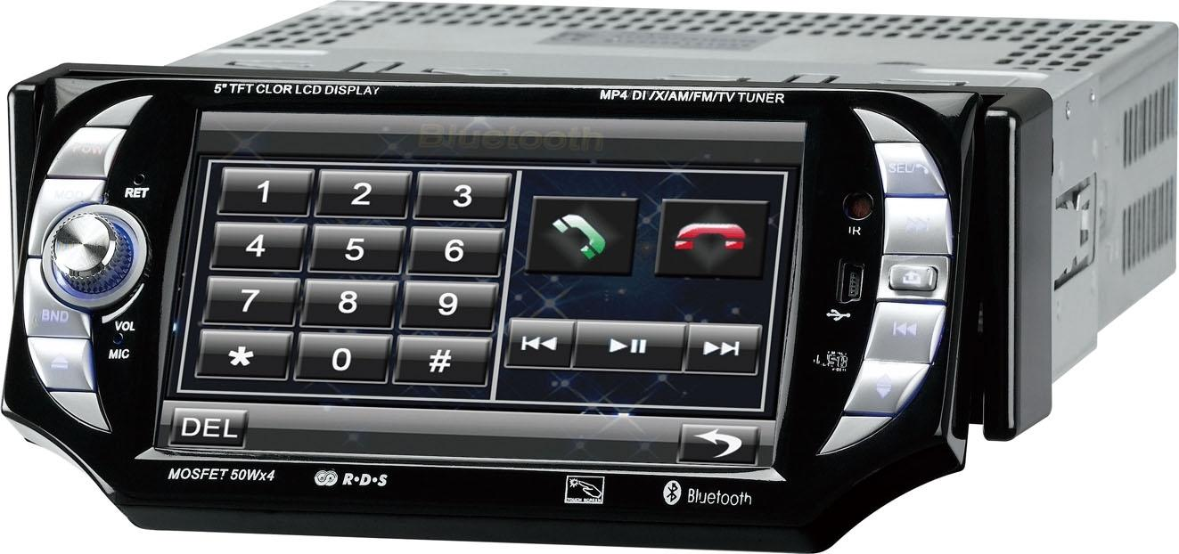 Cav-557 Car Dvd Player With Monitor