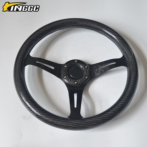 carbon fiber racing car steering wheel for car