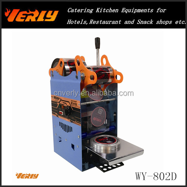 New Arrive Manual Cup Sealing Machine,Plastic Cup Sealer With High Quality WY-802D