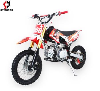 125cc Pitbike Dirt Bike Motorcycle Minibike 124cc 4stock Lifan Yx 125cc  Engine Symoto Syc-125 - Buy 125cc Pitbike,125cc Dirt Pit Bike,Motorcycle