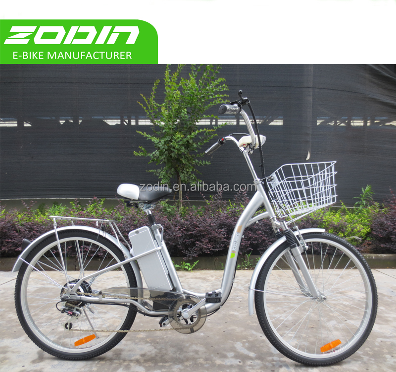 OEM China factory lady 26inch electric bicycle
