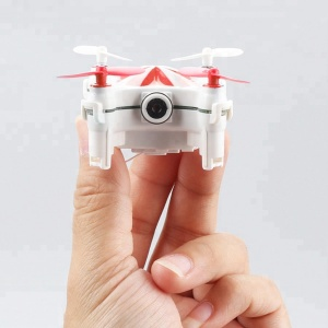 Remote control cheerson 4 channel rc mini camera drone with transmitter for kids