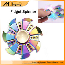 The newest hand Spinner, Dirt Resistant Fidget Spinner Toy, colorful air spinner Anti Stress Toys