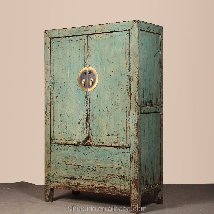 Venta al por mayor muebles antiguos pintados compre online - Muebles antiguos pintados de blanco ...