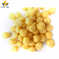 Corn Puff Cheese Ball Machinery/Snack Food Making Line
