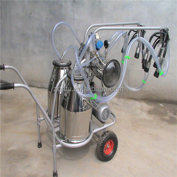portable machine for cows