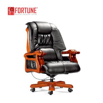 High Class Upholstered Executive Chair Boss Office Chair ( FOHA 19 )