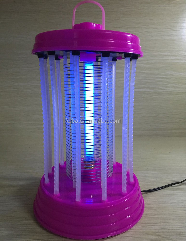 blue light fly trap