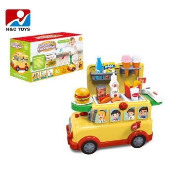 Baby Toy Kid Toy Plastic Kitchen Play Set Fast Food Car Toys For Kids Ride On Hc383965 Buy Fast Food Car Toys Fast Food Car Toys For Kids Kitchen