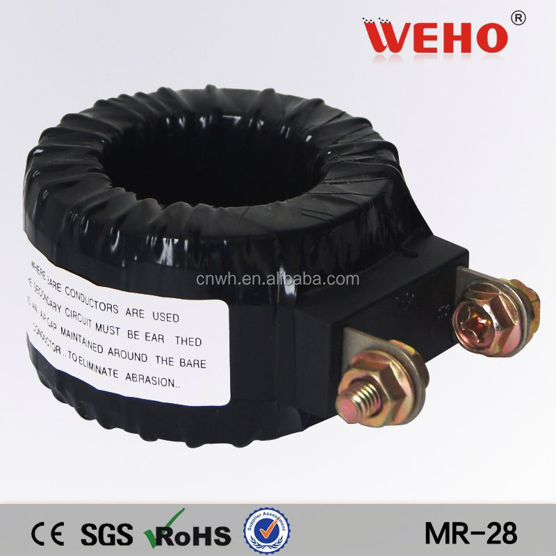 Current converter MR-28 high voltage ac test transformer