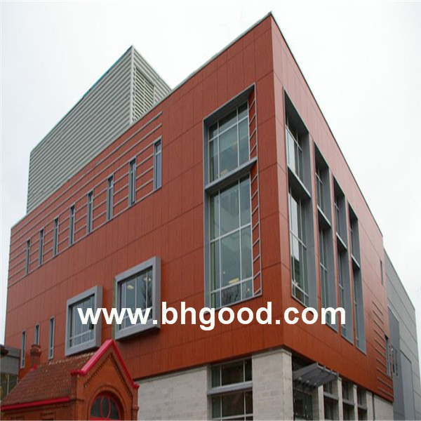 Canna Decorative Hpl Panels Wall Sheet For Building Facades Buy Decorative Wall Panel