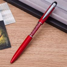 Attractive style top fashion personalised character crystal pen made in China