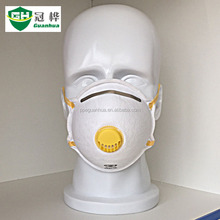 New design disposable 3 ply cup shape face mask AG-2300V-2