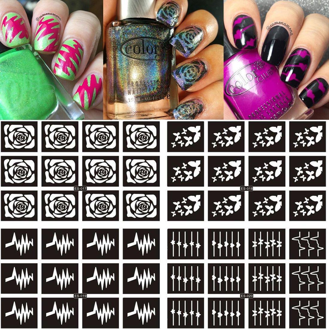 Cheap Nail Stencil Designs, find Nail Stencil Designs deals on line ...
