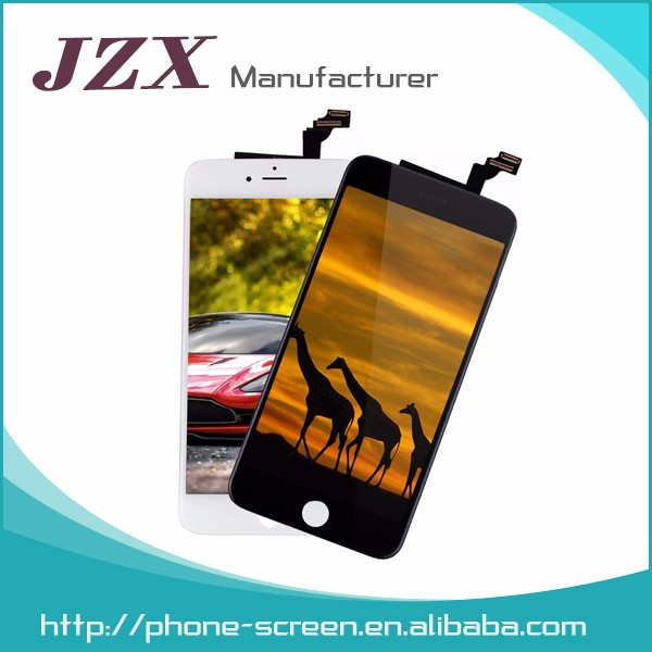Original High Quality Wholesale Touch Screen With Digitizer For Apple Iphone 6 LCD Replacement Part Panel