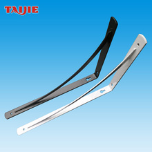 Korea Market adhesive triangle shelf brackets