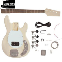 Wholesale China Supplier Factory Price Jazz style Electric Bass Guitar Kits