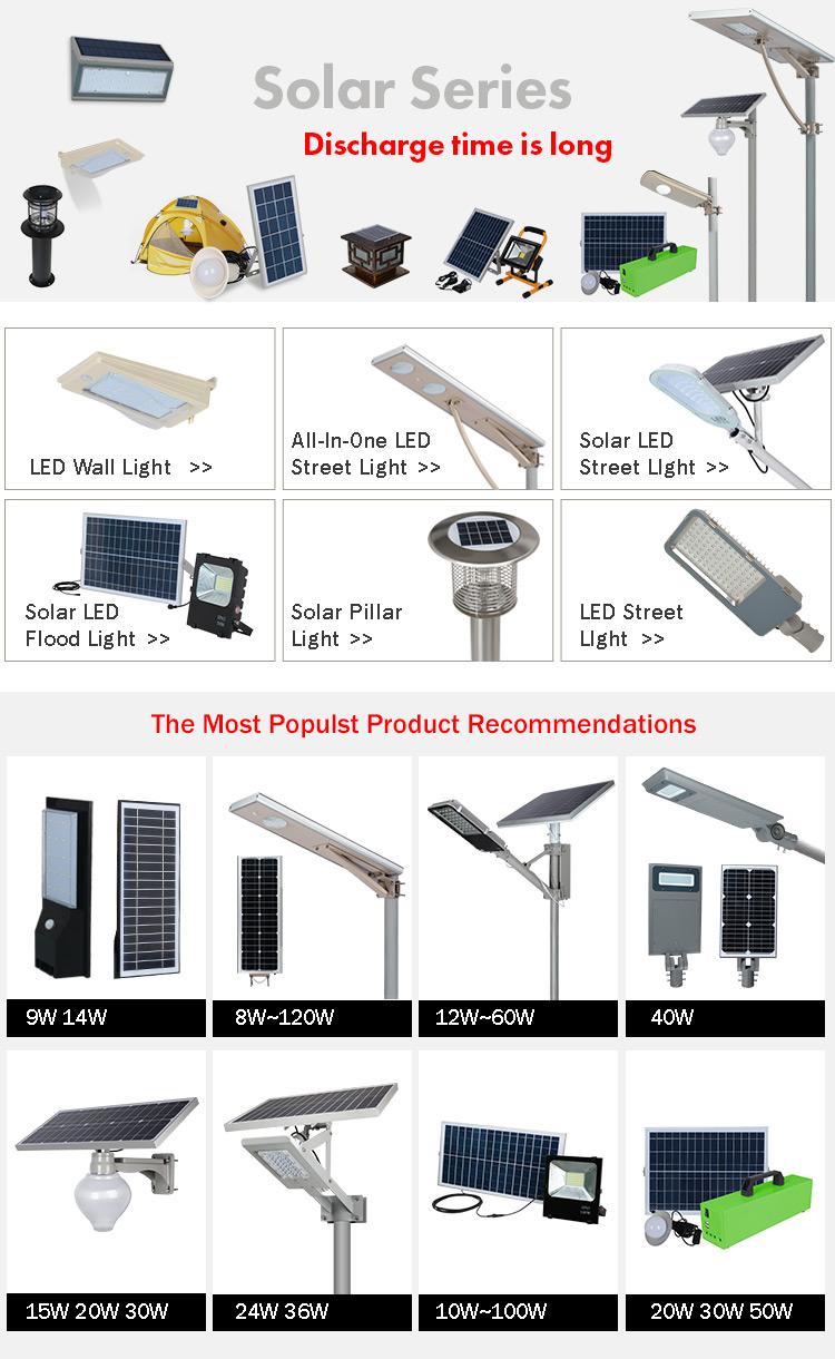 ALLTOP waterproof garden street lamp high-end supplier