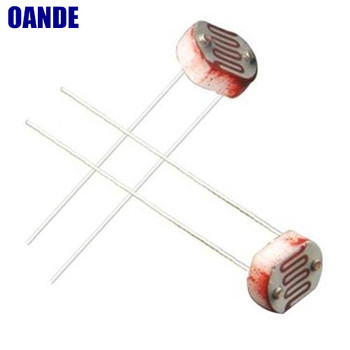 Small Size Quick Response Resistors 3mm Ldr Electronic Component In ...