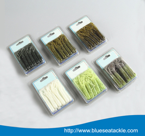 soft tube skirts fishing lure crappie lures carp fishing maggot bait