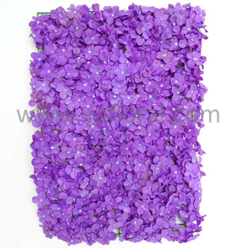Extreme beautiful artificial flower wall cloth for wedding&party