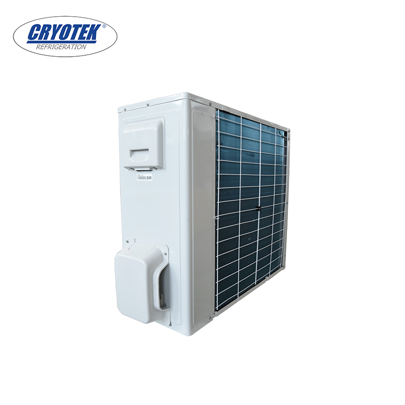 Distinctive refrigeration condensing outdoor unit ac cleaning