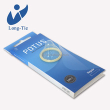 3 in 1 anatomic latex thin condom with CE ISO13485 certificates