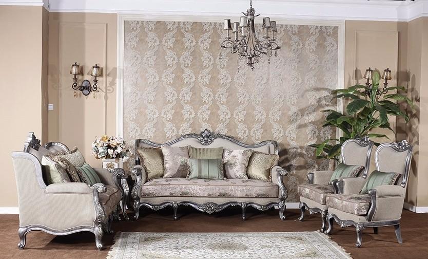 New america estilo muebles de sala sof de lujo franc s for Sofa estilo frances