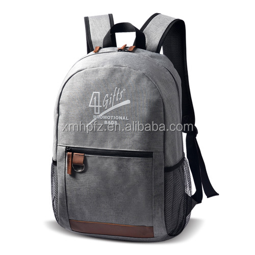 2017 HongKong Gift&Premium Fair hottest sale custom backpack