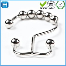 High Quality Shower Curtain Hooks Double Glide Shower Rings