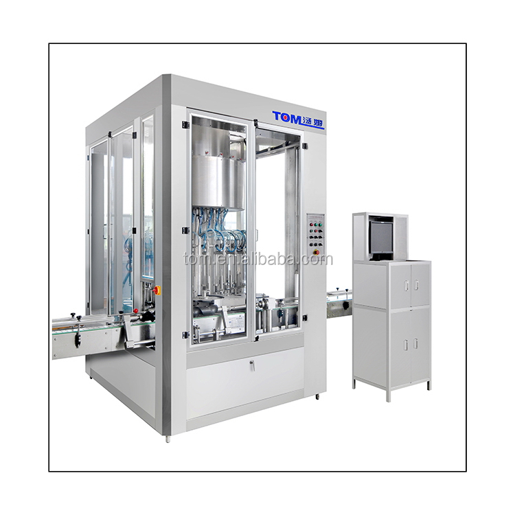 Low manufacturing cost professional sales curry powder rotary filling machine