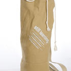 Champagne/Water Bottle Carrier for Travel Picnic Gift Canvas Wine Bag