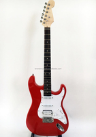 Factory Wholesale Good Quality Stratocaster Electric Guitar