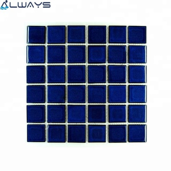 Best Prices Spa Pool / Kitchen / Bathroom / Swimming Pool Tile Pretty Navy  Blue Mosaic Square Tile - Buy Navy Blue Mosaic Square Tile,Pool ...