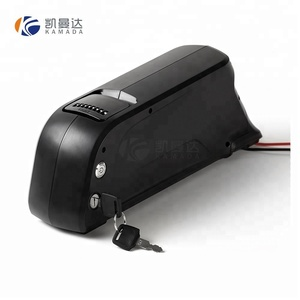 13S4P 48V 11.6Ah dolphin lithium battery pack for Ebike