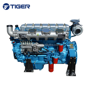 Economical and practical 81kw to 145kw marine diesel engine used