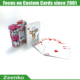 C016 New design custom printed sticks card game memory card game java jumbo playing cards