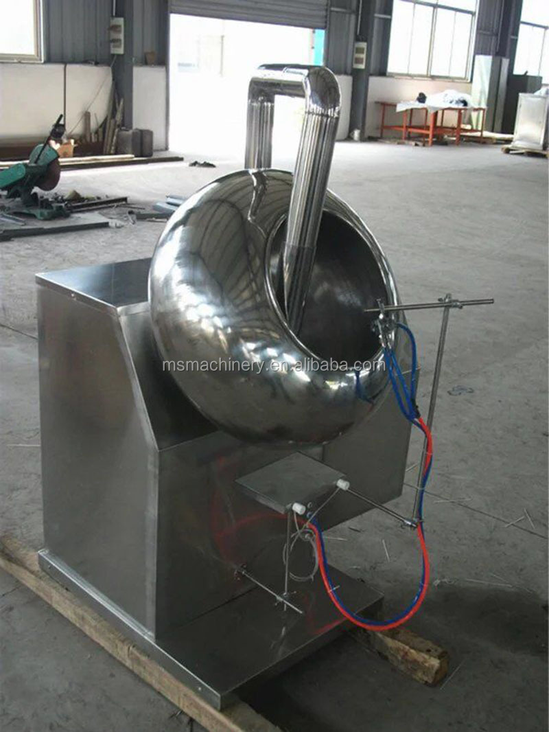 Direct factory supply chocolate coating machine