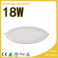 2015 CE RoHs certificated multi color lamp 18w for office panel light china factory