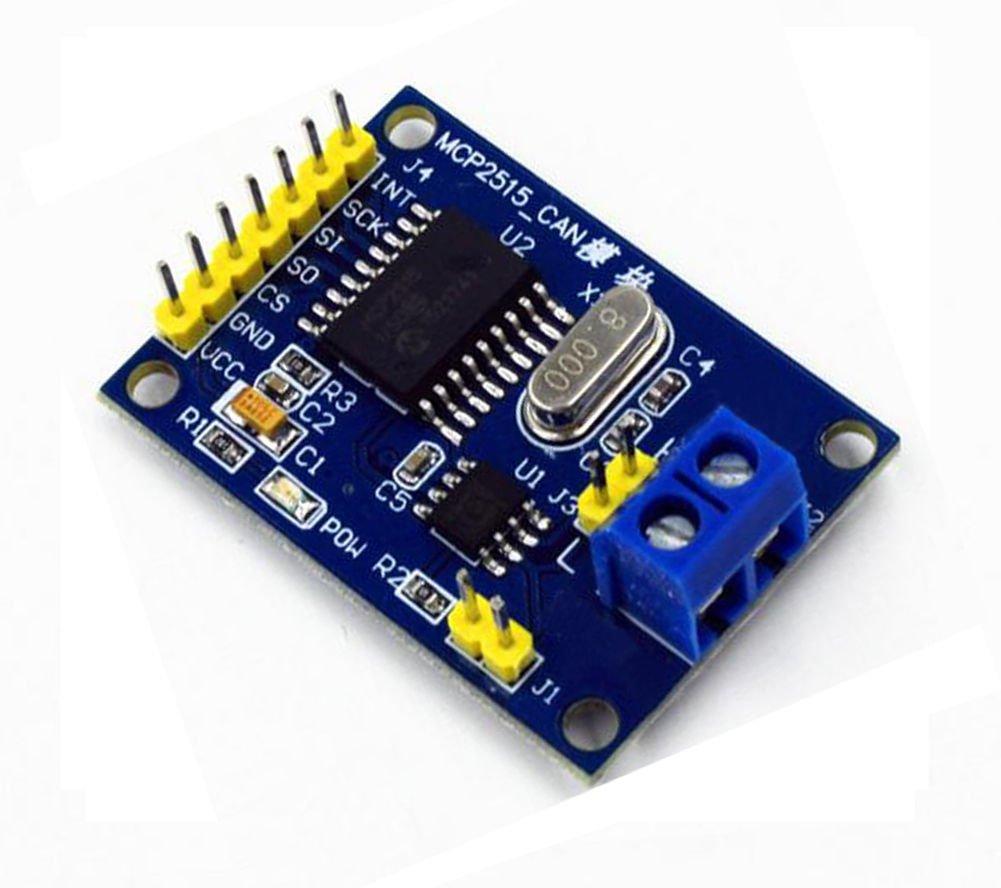 Buy Smart Electronics 5x MCP2515 CAN Bus Module TJA1050